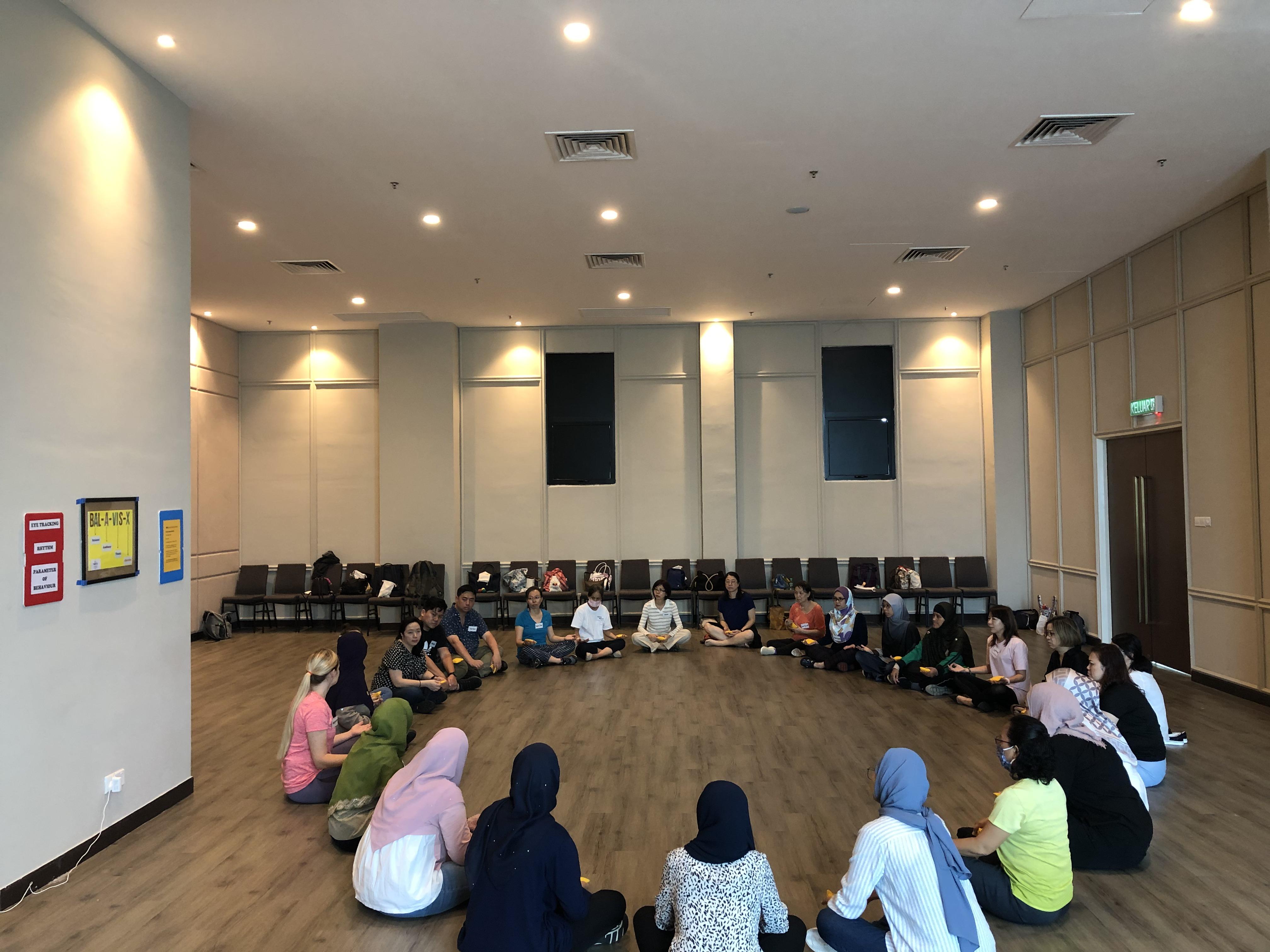 Bal-A-Vis-X Training - Kuala Lumpur 2020 (pre-Covid)